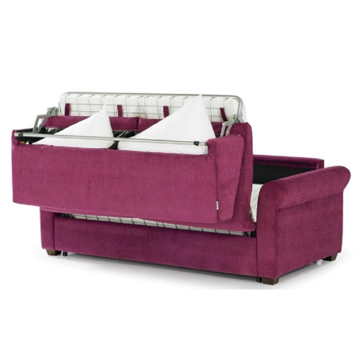 Divano letto roller classico arredamenti di lorenzo napoli for Divano 210 cm