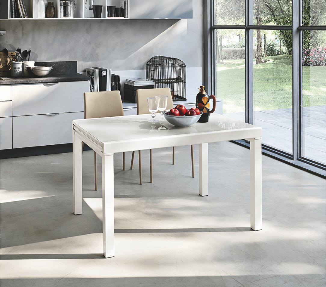 tavolo vega 120cm arredamenti di lorenzo napoli