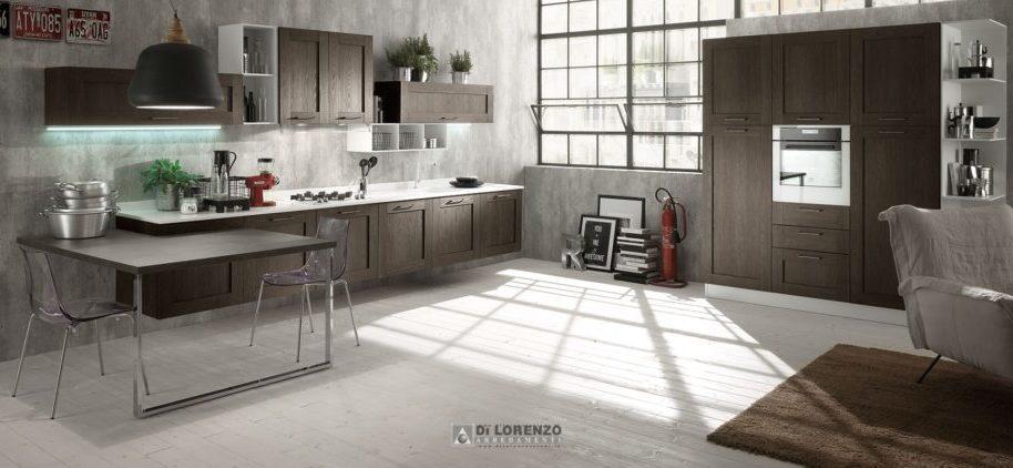 Cucine moderne arredamenti di lorenzo napoli for Di lorenzo arredamenti