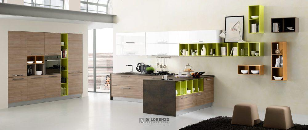 cucina-moderna-gaia-caribe-bianco-lucido