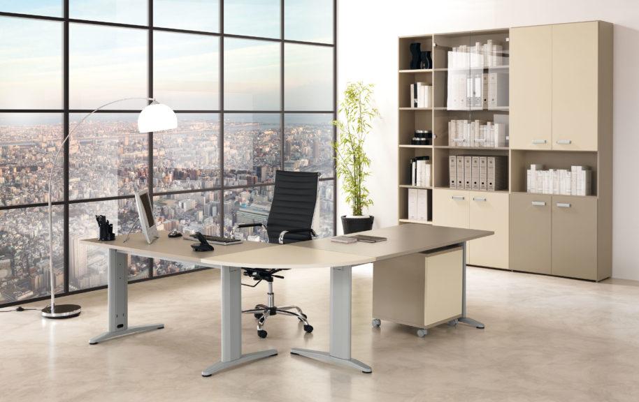 Arredamento ufficio arredamenti di lorenzo napoli for Arredamento ufficio design