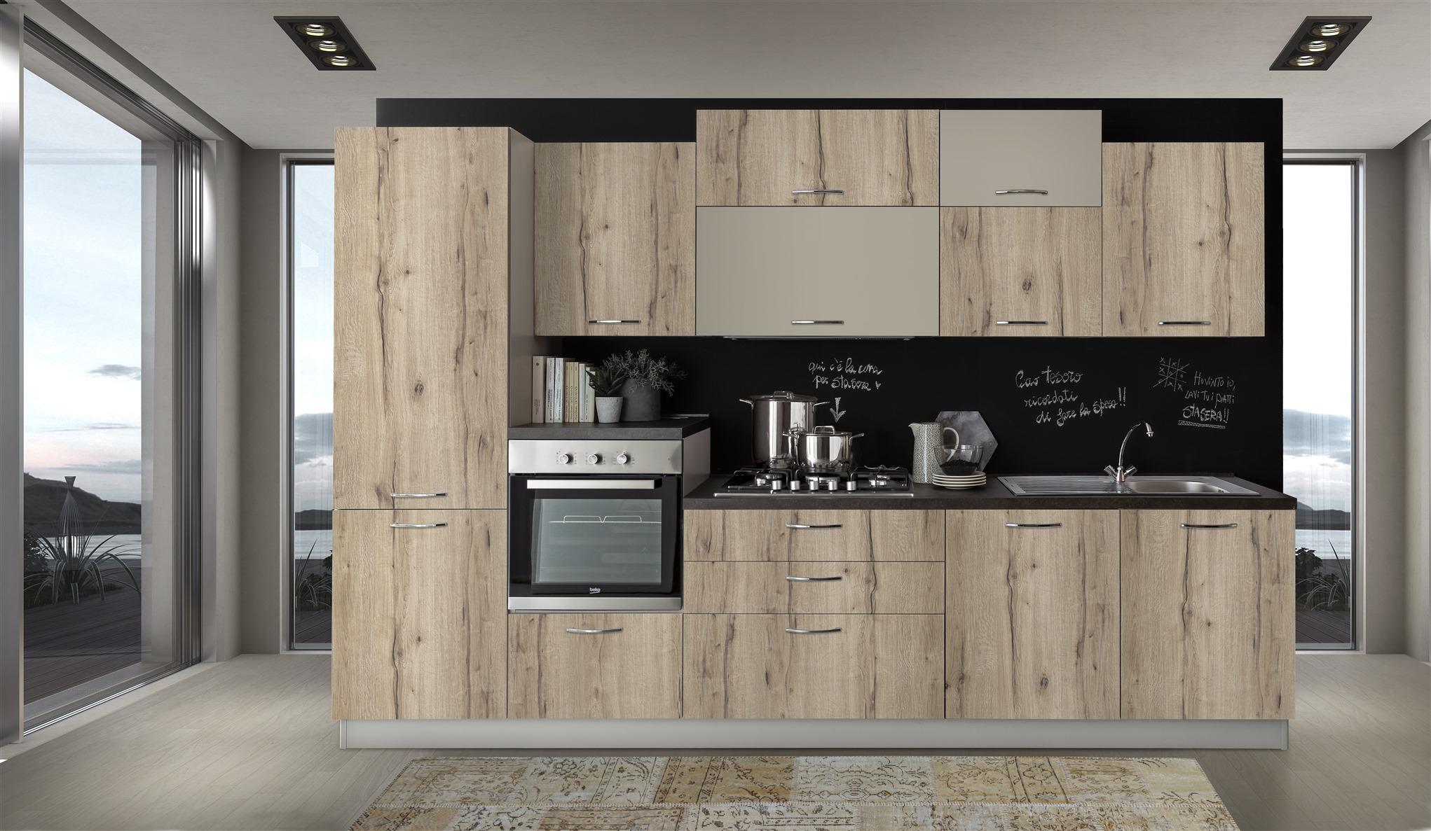 Cucina newsmart lavastoviglie arredamenti di lorenzo napoli - Cucine componibili con lavastoviglie ...