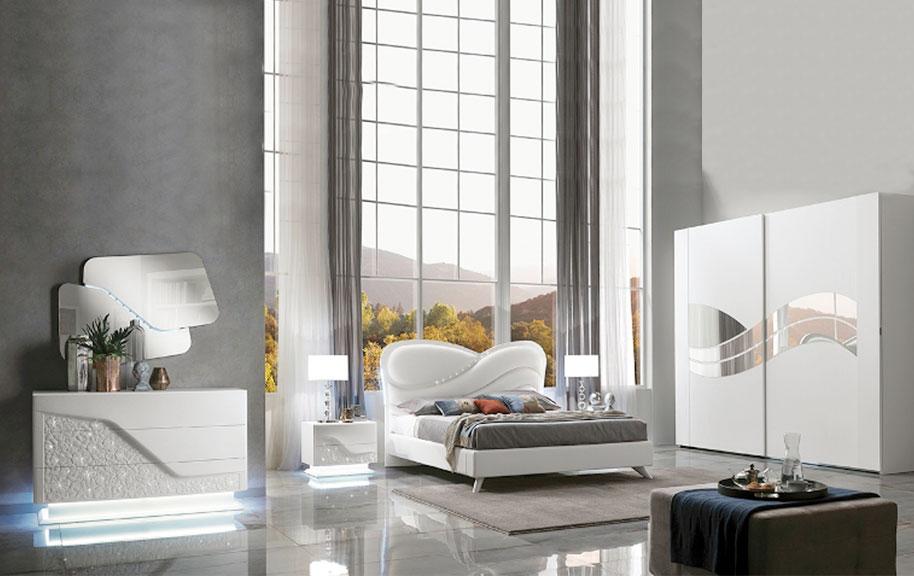 Camere da letto contemporanee | Arredamenti Di Lorenzo Napoli