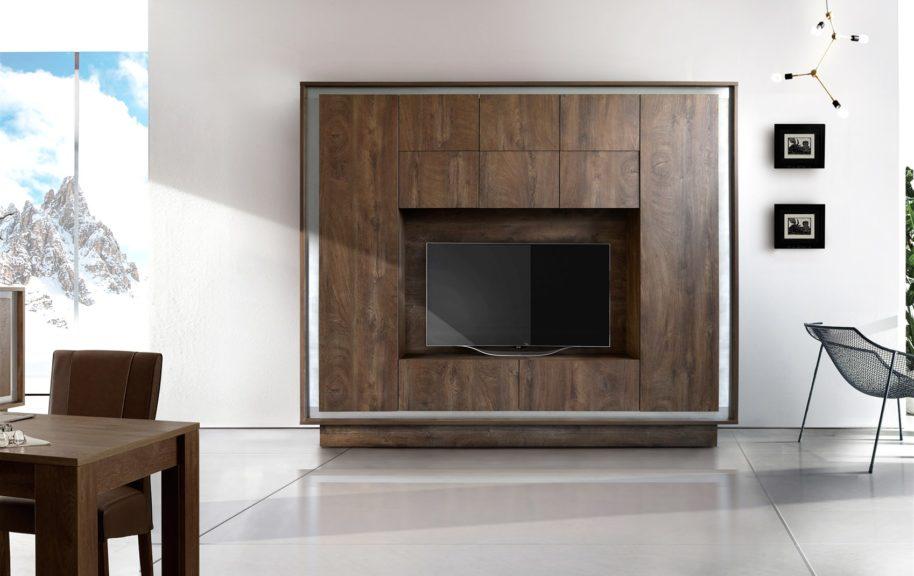 Pareti attrezzate moderne | Arredamenti Di Lorenzo Napoli