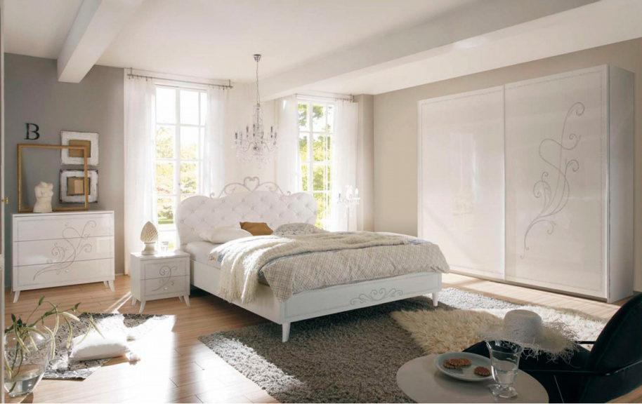 Camera Da Letto Bianco : Camere da letto contemporanee arredamenti di lorenzo napoli