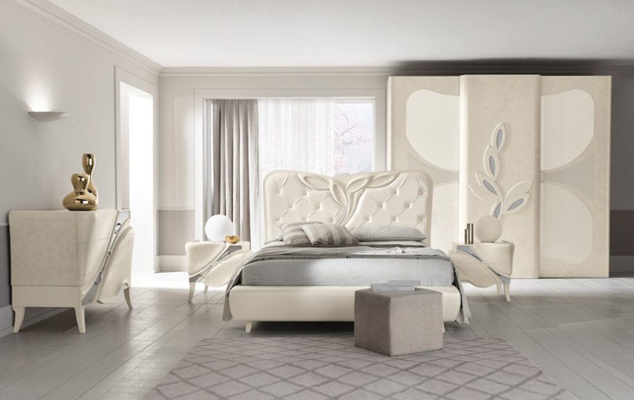 Camere da letto contemporanee arredamenti di lorenzo for Minuti arredamenti