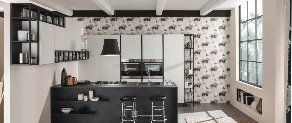 Cucina Moderna A Napoli.Cucina Zen Arredamenti Di Lorenzo Napoli