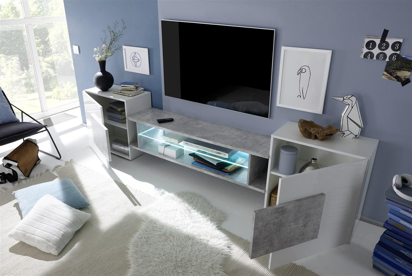 Incastro 2 TV Element offen