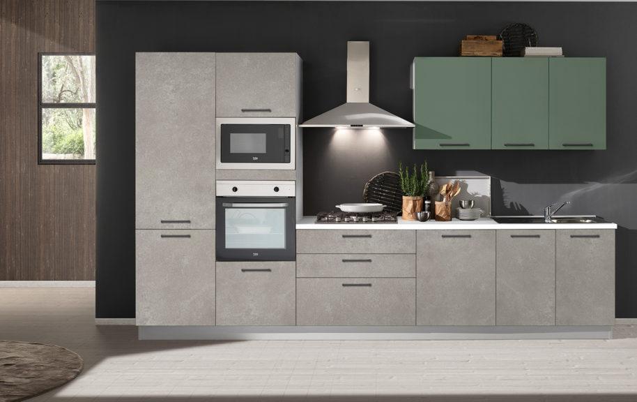 Cucine Bloccate Arredamenti Di Lorenzo Napoli