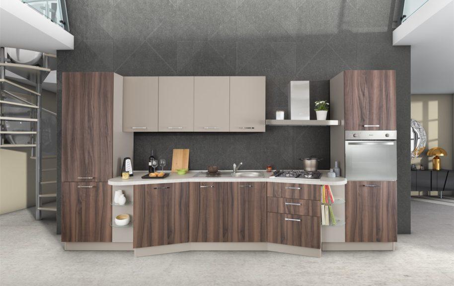 Cucine Componibili In Offerta Napoli.Cucine Contemporanee Arredamenti Di Lorenzo Napoli