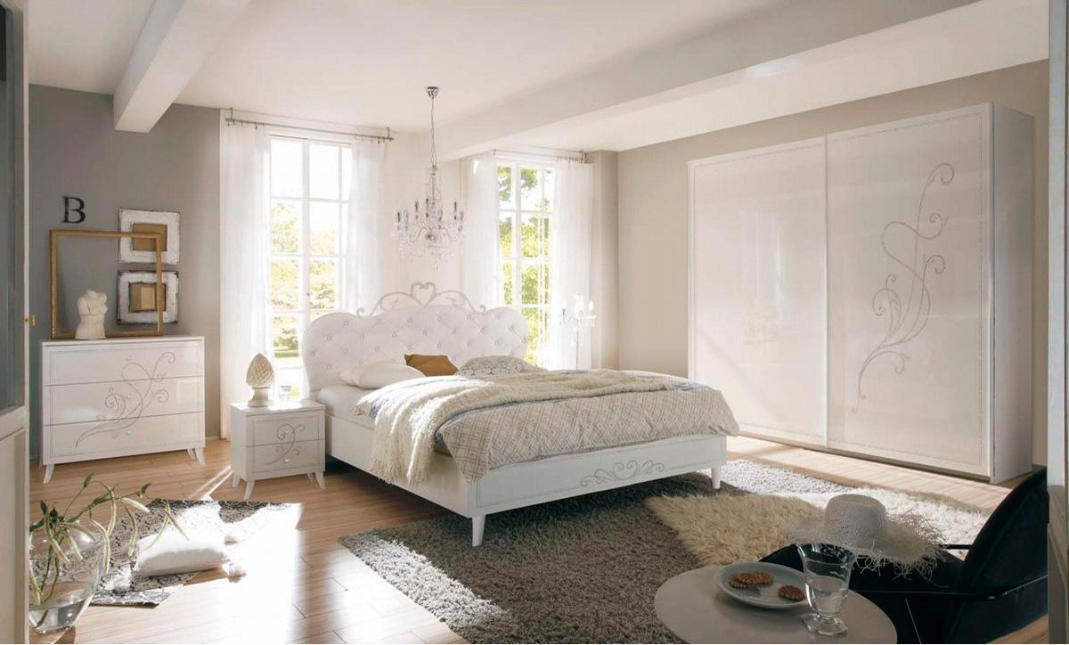 Camera da letto nivea arredamenti di lorenzo napoli for Lube camere da letto