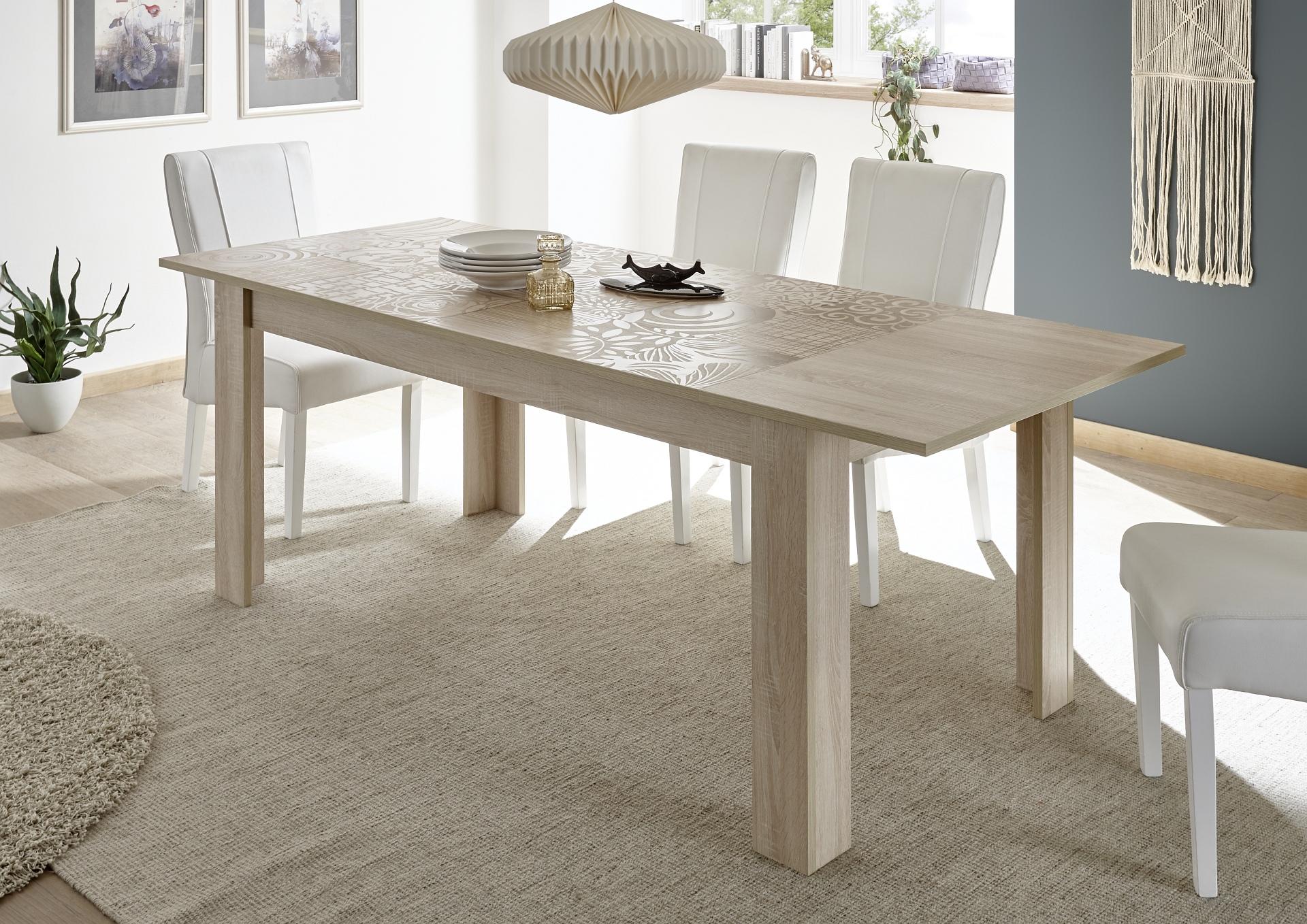Miro Tisch Sonoma Einzel Fkt LQ