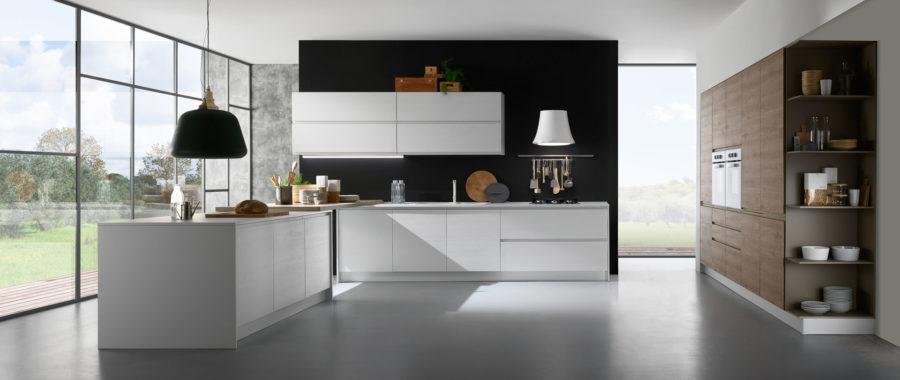 01-cucina-moderna-bianco-rovere-rustico-luna