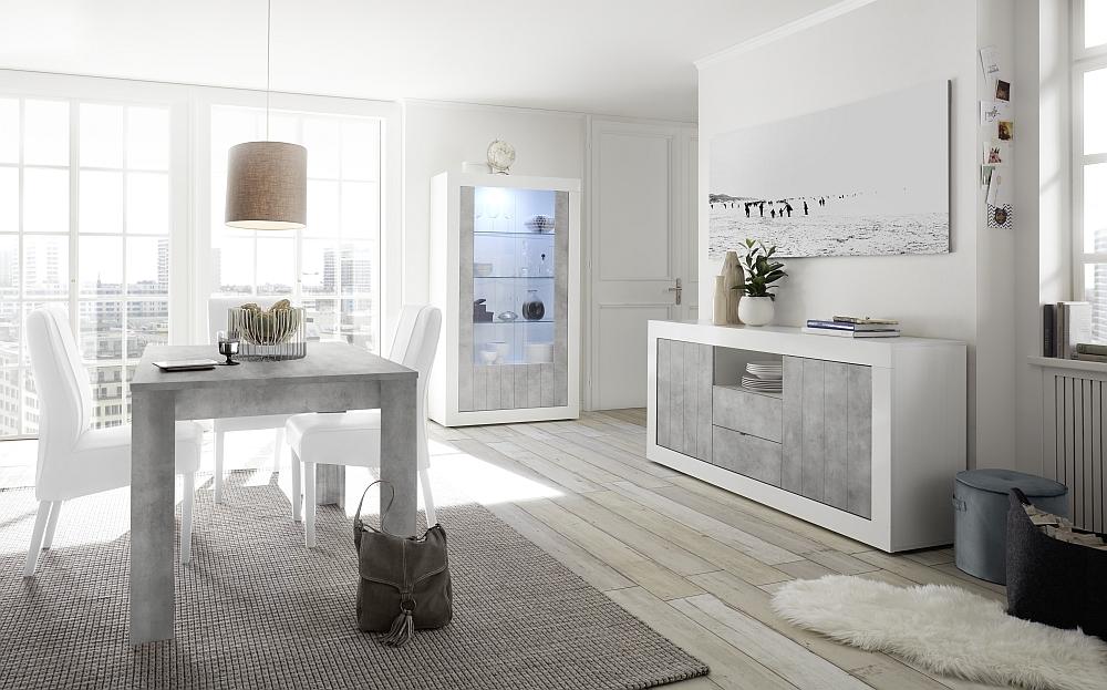 2049_urbino-weiss-beton-speisen-sideboard-2t-2sk-1o-f-vitrine-tisch-137-inkl-ansteckplatte-sthle-weiss