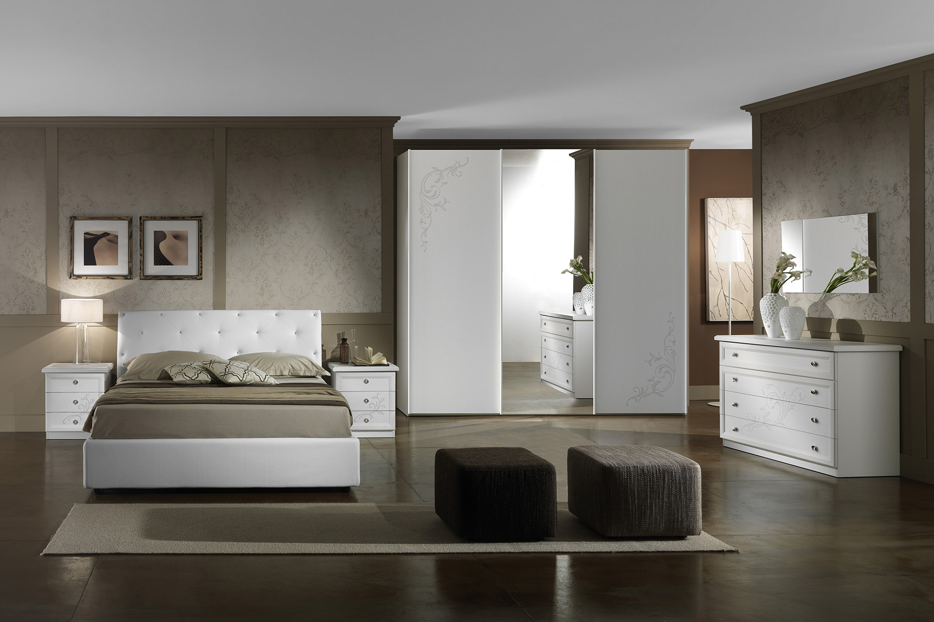 Immagini Camere Da Letto.Camera Da Letto Scorrevole Sara Luxury Arredamenti Di Lorenzo