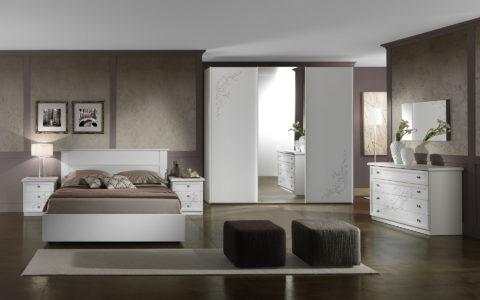Camera da letto scorrevole Sara /Ginevra