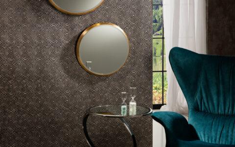 Specchio Aries rotondo 54